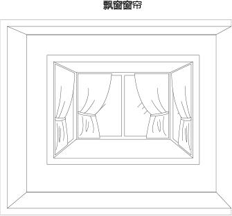 5 2.45 2.6 如何测量高度和宽度 成品窗帘尺寸(单位:m) 窗户所在